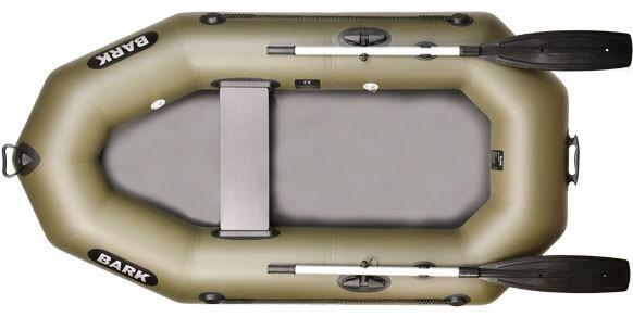 Надувная пвх лодка Bark B-220