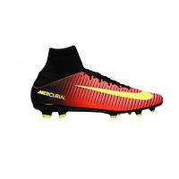 Полупрофессиональные футбольные бутсы Nike Mercurial Veloce II DF FG