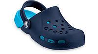 Кроксы детские Crocs Electro Kids Clog размер J3 (34-35), фото 1