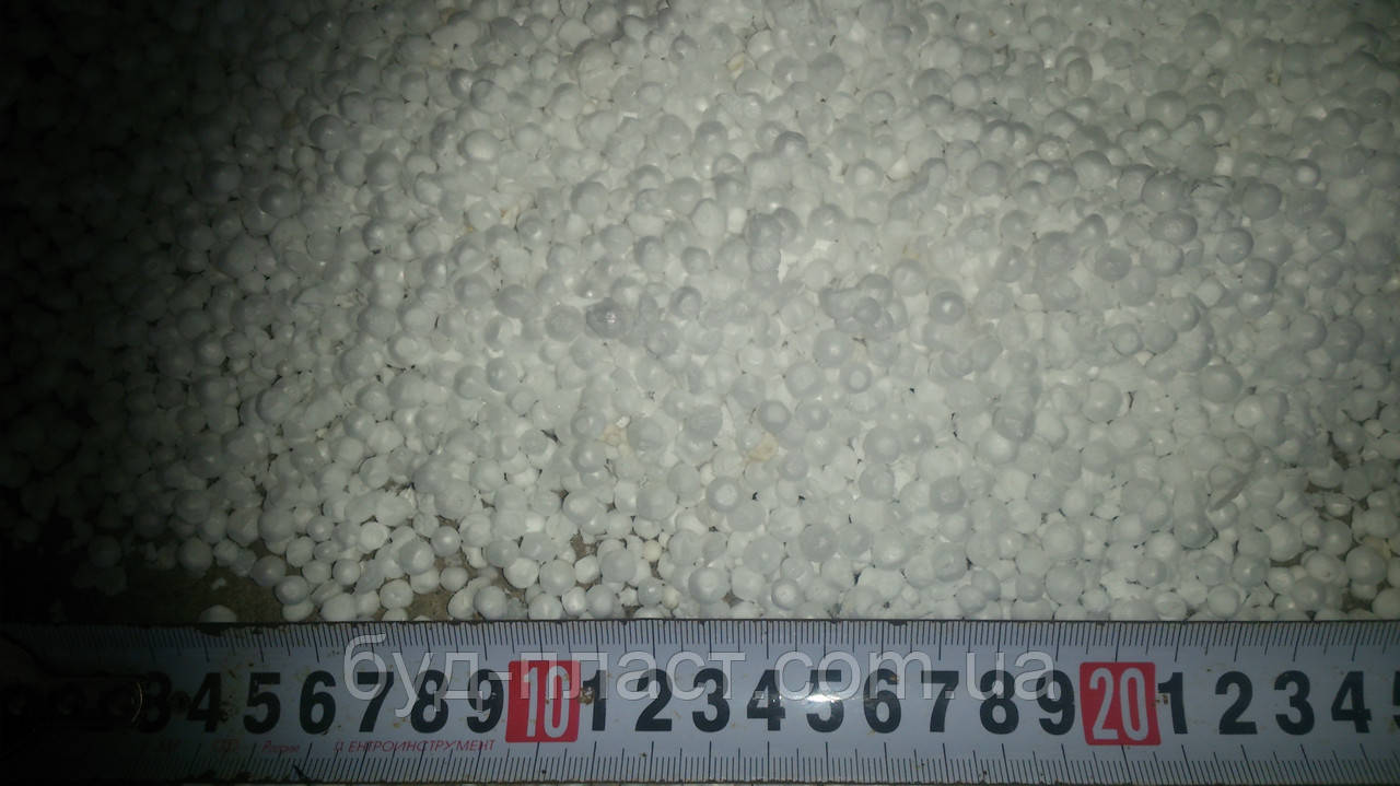 Пенопластовая крошка (дробленка) / пінопластова гранула