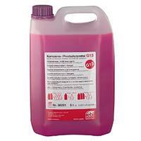 Антифриз FEBI 38201 фиолетовый (G13) 5 л.