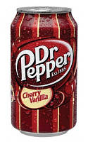 Dr.Pepper Cherry Vanilla (355 мл.) США, фото 1