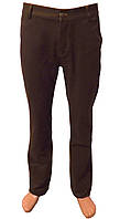 Брюки мужские коричневые № 122  - 14046