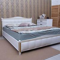 """Кровать """"Provans"""" прошивка квадраты"""