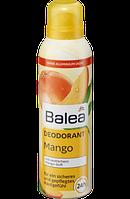 Дезодорант аэрозольный Balea Deodorant Mango- Манго