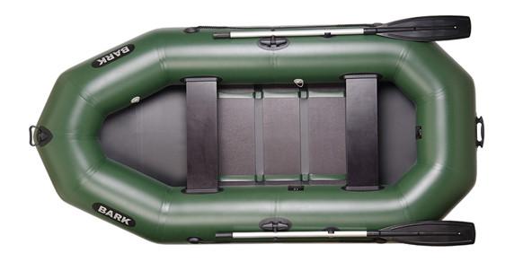 Надувная пвх лодка Bark B-280