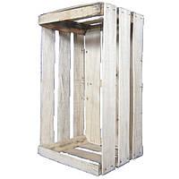 Лоток ящик Томатный 500*300*200 мм из деревяного шпона для фруктов ягод овощей 15 кг