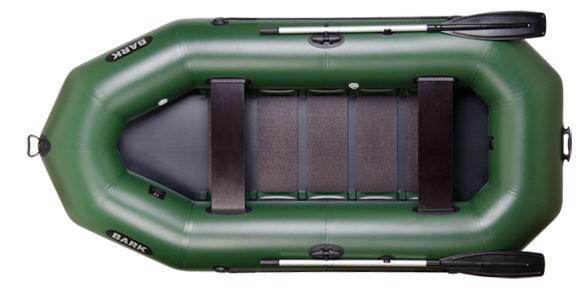 Надувная пвх лодка Bark B-300