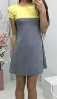 Подростковое платье Зара с коротким рукавом, фото 1