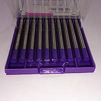 Вольфрамовый электрод E3 (фиолетовый)  диаметр 2,4 мм