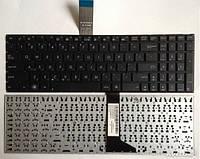 Клавиатура для ноутбука ASUS (X501, X550, X552, X750 series) rus, black, без фрейма, с креплениями