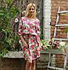 Платье женское цветы, фото 3