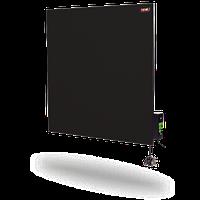 Керамическая панель DIMOL Standart 03 с терморегулятором (кремовая, графитовая), 370 Вт, фото 1