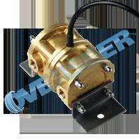 Проточный счетчик топлива DFM 8 D