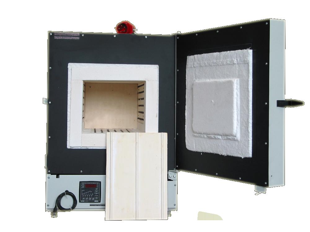 Муфельна лабораторна піч СНОЛ - 30/1300 (микропроц./кераміка)