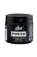 Pjur Power Premium Creme 500 ml - смазка на водно-силиконовой основе