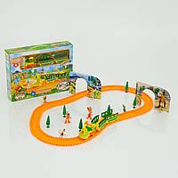 """Детская железная дорога """"Динозавры"""" XZ 516"""