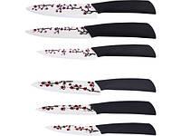 Набор керамических ножей 3 пр Bergner (арт. BG 4101)