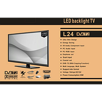 LED Телевизор L24 + DVB-T2 (24 дюйма)