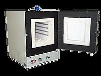Муфельная лабораторная печь СНОЛ - 40/1100 (программ./волокно)
