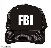 Кепка FBI, фото 1