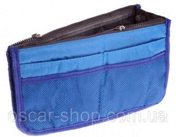 Bag in Bag - органайзер в сумку. Синий