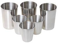 Набор стаканов из нержавеющей стали (Gl221), фото 1