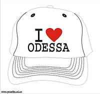 Кепка I love Odessa, фото 1