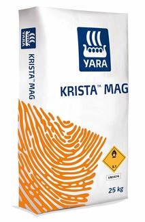 Удобрение/добриво Яра Криста МAG - YARA KRISTA MAG магниево-азотное минеральное водорастворимое удобрение, фото 2
