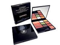 "CHANEL ""COLOR SPIRIT"" eyeshadow & powder blush & starburst powder"