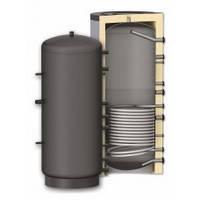 Буферная емкость Protech 1000 л. с теплообменником и изоляцией