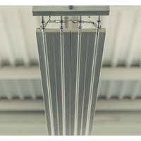Климатическая панель EFFI CP002 одинарный модуль 2м