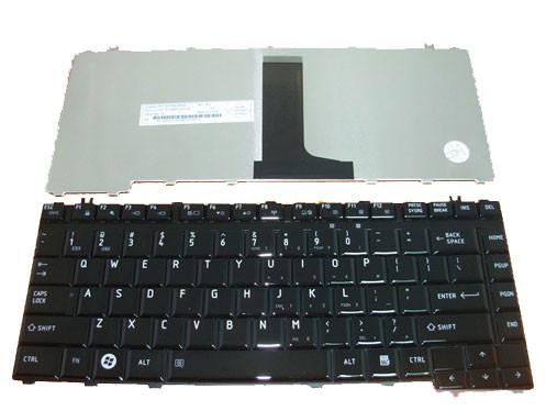 Клавиатура для ноутбука TOSHIBA (A200, A205, A300, A350, M200, M300, M305, M500, M505, L300) rus, black