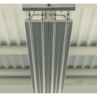 Климатическая панель EFFI CP003 одинарный модуль 3м
