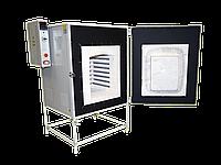 Муфельная лабораторная печь СНОЛ - 80/1100 (программ./кирпич)