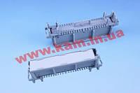 Плинт разделительный для надписей LSA-PLUS 2/ 10 (21мм) универсальный (DF-1032)