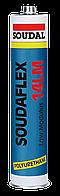 Герметик полиуретановый 600мл серый (низкомодульный) SOUDAFLEX 14LM