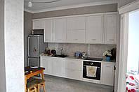 Кухня МДФ с фрезеровкой