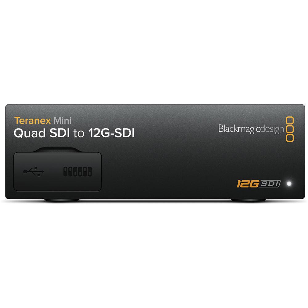 Конвертер Blackmagic Design Teranex Mini Quad SDI to SDI 12G (CONVNTRM/DA/QDSDI)