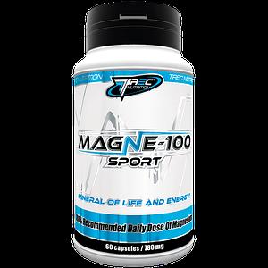 Магний Magne -100 Sport - 60 капсул