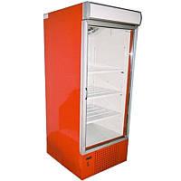 Холодильный шкаф с лайтбоксом Айстермо ШХС-0.6 (0...+8°С, 695х750х1950 мм, стеклянная дверь)