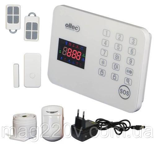 Комплект беспроводной сигнализации GSM-KIT-Т