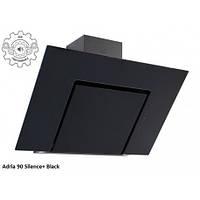 Кухонная вытяжка бесшумная Fabiano  Adria 90 Black Silence+ периметрическая