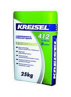 Самовыравнивающийся раствор для пола КREISEL 412 3-15мм