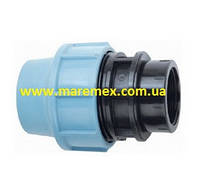 Муфта соединительная с внутренней резьбой (ВР) 90х3 (0) - Santehplast