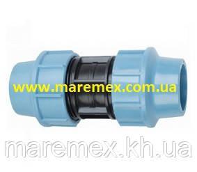 Затискна муфта 110 (0) - Santehplast