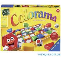 Colorama настольная игра Колорама