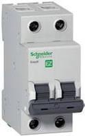 Автоматический выключатель SCHNEIDER EZ9 2P 40A C, EZ9F34240