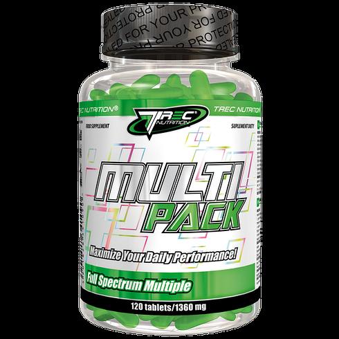 Комплекс витаминов,минералов,и метаболических активаторов Multi Pak36 - 120 таблеток