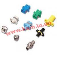 Гібридний адаптер FC/ SC, SM, Simplex, метал (FC/SC(SM)(SO))